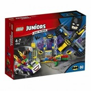 LEGO Juniors - Super Heroes, Atacul lui Joker in Batcave 10753