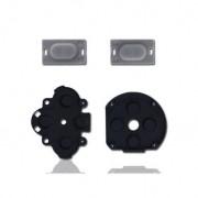 Third Party Kit de caoutchouc boutons PSP 1000 0583215002330