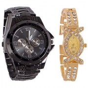 True Choice Just In Time Analog Watch For Cupel