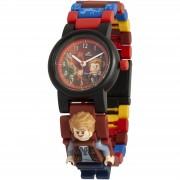 Lego Jurassic World Owen Minifiguur schakel horloge