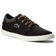 Гуменки LACOSTE - Bayliss Vulc 317 2 Cam 7-34CAM0004094 Blk/Brw