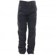 Bores Siggle Pantalones de cera Negro 42