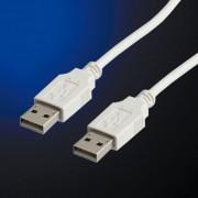 ROLINE 11.99.8931 :: VALUE USB 2.0 кабел, Type A-A, 3.0 м