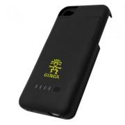 Protector c/bateria Techzone p/iPhone 4/4GS GIN-POWERCASE 4G