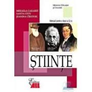Manual stiinte clasa 11 - Mihaela Garabet Sanda Fatu Jeanina Cirstoiu