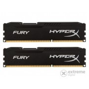Kit memorie Kingston (HX318C10FBK2/16) HyperX Fury Black 16GB 1866MHz DDR3