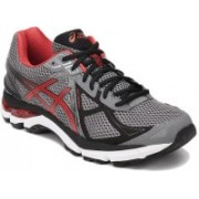 Asics Gt-2000 3 Men Running Shoes For Men(Grey, Red, Black)