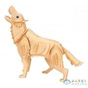 Gepetto'S Workshop: Farkas - 3D Fapuzzle (Eureka, 34398)
