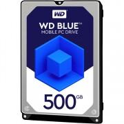 WD Blue, 500 GB Harde schijf SATA 600, WD5000LPCX