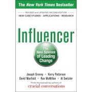 Influencer 2/E Softcover: Influencer: The New Science of Leading Change, Revised and Updated Edition