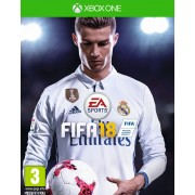 Игра FIFA 18 за Xbox One (на изплащане), (безплатна доставка)
