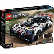 Lego set de construcción lego technic auto de rally top gear 42109