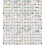 Set 12 Puzzle-uri 1-2-3 25 Piese Larsen LRP46