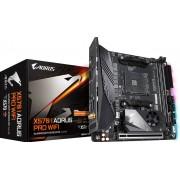 Gigabyte X570 I AORUS PRO WIFI - Moederbord - Mini-ITX - Socket AM4 - AMD X570 - USB 3.1 - Gigabit LAN