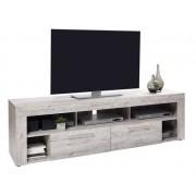 Tv-meubel Raymond 180 cm breed - Zand eiken