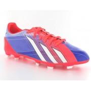 adidas F30 TRX FG - Voetbalschoenen - Heren - Maat 42 2/3 - Paars;Fluor Roze;Wit;Zwart