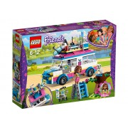 VEHICULUL DE MISIUNE AL OLIVIEI - LEGO (41333)