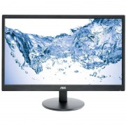 Monitor LED AOC E2460SD2 24 inch 1ms Black