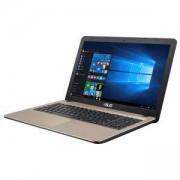 Лаптоп Asus X540UB-DM032, Intel Core i5-7200U (up to 3.1GHz, 3MB) , 15.6 Full HD (1920x1080) LED AG, Web Cam, 8GB DDR4, 1TB, 90NB0IM1-M00930