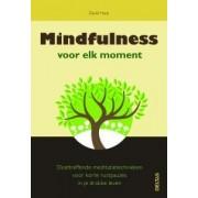 Mindfulness voor elk moment - David Harp Boeken