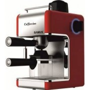 Espressor Manual Samus Caffeccino 800W 3.5bar Rosu