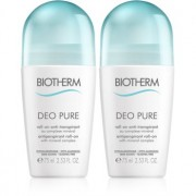Biotherm Deo Pure coffret para mulheres