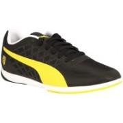 Puma Ferrari Valorosso Sf Motorsport Shoes(Black)
