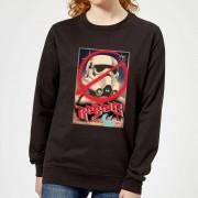 Star Wars Rebels Poster Damestrui - Zwart - S - Zwart