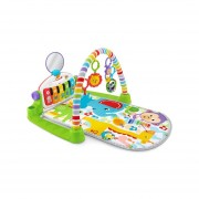 Gimnasio Deluxe Piano Pataditas musicales Fisher Price