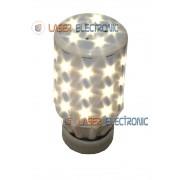 Lampadina a Led 36 SMD5630 Bianco Puro Freddo E27 Alta Luminosità 12 Watt