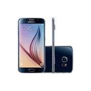 Samsung Galaxy S6 32GB 4G Android 5.0 Tela 5.1 Câmera 16MP - Preto