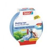 tesa Maskovacia páska Precision Outdoor, UV odolná 8 týždňov, modrá, 25m x 30mm 56250-00003-01