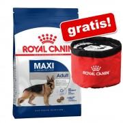 Royal Canin Size / Breed + bol de călătorie gratis! - Maxi Mature Adult 5+ (15 kg)