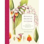 Botanical Drawing in Color: A Basic Guide to Mastering Realistic Form and Naturalistic Color, Paperback