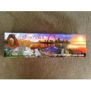 Americas National Parks, Monuments, & Memorials - 100 Piece Memory Card Game