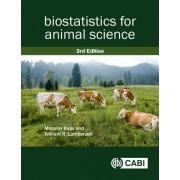 Biostatistics for Animal Scienc (Kaps Miroslav (University of Zagreb Croatia))(Paperback) (9781786390356)