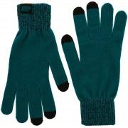 Myprotein Pletené rukavice - Teal - L/XL - Zelená