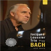 Video Delta JACQUES LOUSSIER TRIO PLAY BACH AND MORE - DVD
