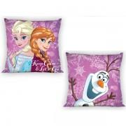 Disney Frozen Kuddfodral 40x40cm Lila