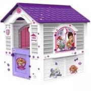 Детска пластмасова къща за игра PAW PATROL Chicos, 8410788895361