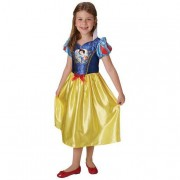 Rubie'S Princesas Disney - Blancanieves - Disfraz Lentejuelas 5 a 6 años