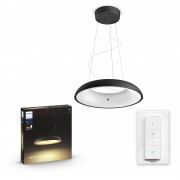 Philips Hue Amaze hanglamp - White Ambiance - zwart (incl. DIM switch)