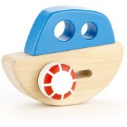 Hape - Early Explorer - Little Ship Wooden Toy