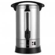 Cafetera 100 tazas 1500w marca RCA modelo RC-15L color plata-negro