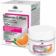 Crema Antirid Regeneratoare 50+ Vitamin C Cosmetic Plant 50ml