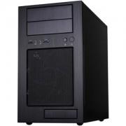 Carcasa Silverstone TemJin TJ08-E USB 3.0 Black (SST-TJ08B-E)