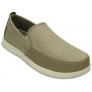 Crocs Santa Cruz Deluxe Loafers For Men(Brown)