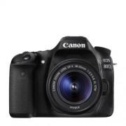 Canon EOS 80D + EF-S 18-55 IS STM spiegelreflexcamera