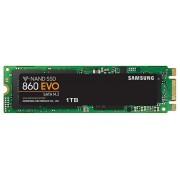 Samsung MZ-N6E1T0BW 860 Evo series 1TB/1000Gb NGFF(M.2) SATA3(6Gb/s) MLC SSD