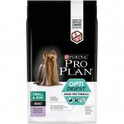 Pro Plan Adult Small & Mini Optidigest Grain Free - Curcan 2,5 kg